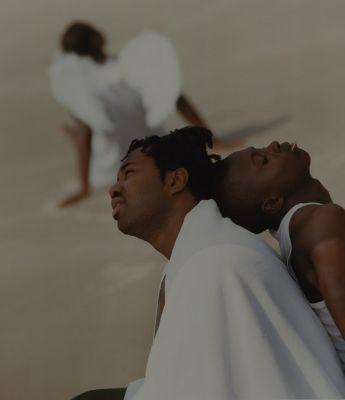 See through Sampha's eyes with his new zine