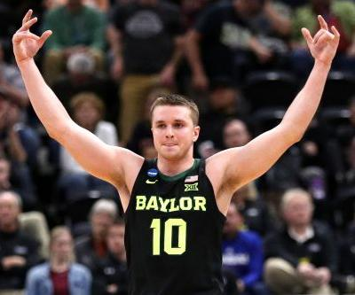 Syracuse's famous zone torn apart by Baylor's 3-point blitz