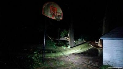 Photos and video: July 7 storm damage across W. MI
