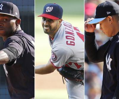 What adding Gio Gonzalez means to Yankees' rotation battle