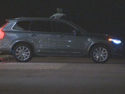 Uber pauses self-driving operations in multiple US cities after reported crash in Arizona