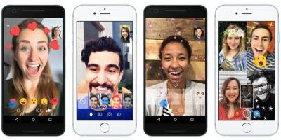 Facebook Messenger Gets Reactions and Filters in Video Chat, New Assistant Suggestions
