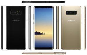 Here's everything we know about the Samsung Galaxy Note 8 so far