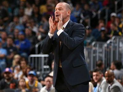 Nuggets head coach Michael Malone suspended one game