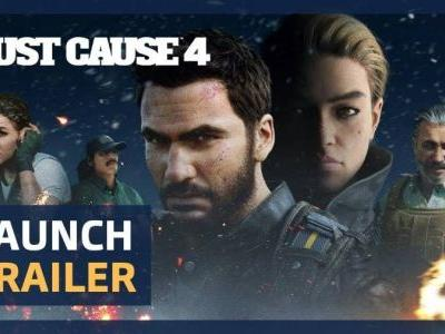 Just Cause 4 Launch Trailer Released