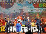 Universal's new Super Nintendo World in Japan will have a real-life version of Super Mario