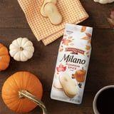 BRB, Brewing Up a Latte Because These Pumpkin Spice Milano Cookies Look Divine