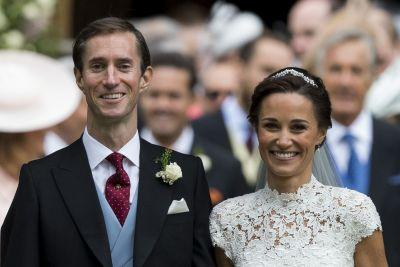 Inside Pippa Middleton's immaculate wedding