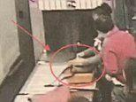 Thailand airport security guard steals £450 from a bag
