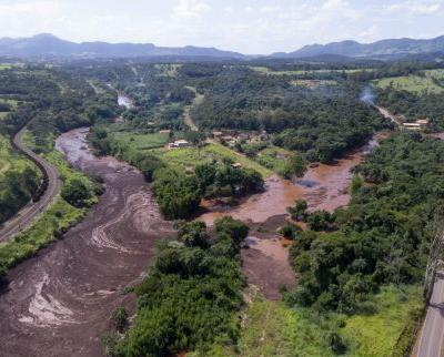Dam with mine waste collapses in Brazil; 7 dead, 200 missing