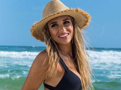 Jessie James Decker Shows Off Her Killer Figure During a Sexy Beach Photo Shoot