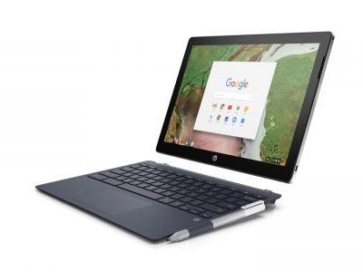 HP Chromebook X2 is the first Chrome OS detachable, competes w/ iPad Pro at $599