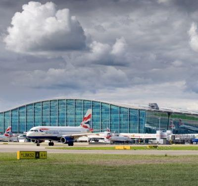 Europe's busiest airport is shut down after a drone sighting