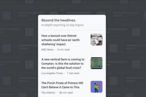 Google News to receive an important new feature in 2020