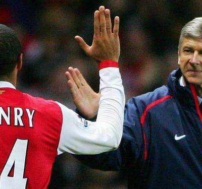 Henry: Wenger's Arsenal legacy is untouchable