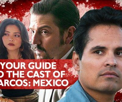 'Narcos: Mexico' Cast: Your Guide to the Characters of Netflix's 'Narcos' Spinoff