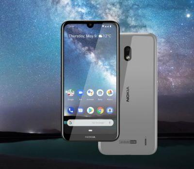 One of the cheapest Nokia phones comes to the US, the $139 Nokia 2.2