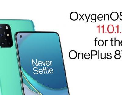 OxygenOS 11.0.12 update for OnePlus 8T now ready for key markets