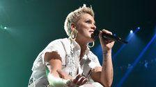 Pink Admitted To Australian Hospital, Diagnosed With 'Gastric Virus'
