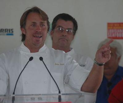 Chef John Besh to step down from his restaurant group amid sexual harassment allegations
