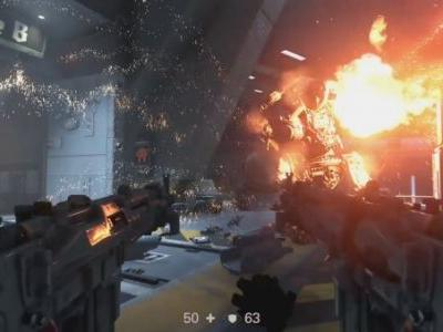 Wolfenstein II: The New Colossus Teaser Appears Ahead Of Full Trailer Tomorrow