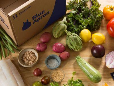 Blue Apron priced its IPO at $10 a share -after slashing the amount it wanted to raise
