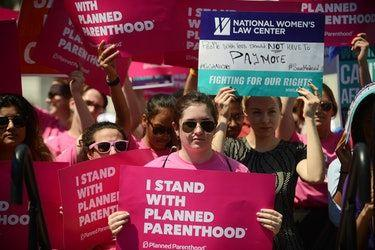 Will Trump Defund Planned Parenthood? This New Report Is Worrying