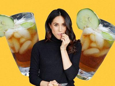 Feeling Royal? Try Meghan Markle's Viral Pimm's Cup Riff