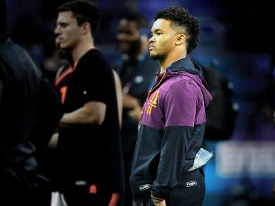 Kyler Murray fuels height conspiracy by not measuring at Oklahoma's pro day