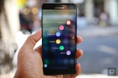 Verizon prevents Galaxy Note 7 holdouts from making calls