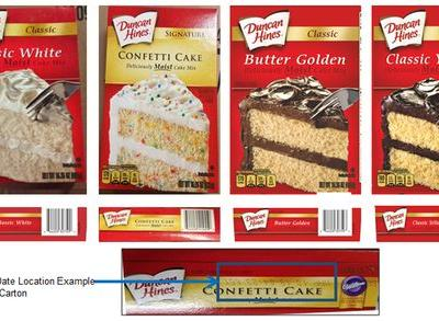 Which Cake Mixes Are Recalled? Duncan Hines' Confetti Cake Mix & 3 More Varieties Are Being Pulled