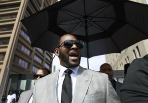 R. Kelly arrested again in Chicago on federal sex charges