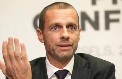 'You don't help yourself': UEFA president Aleksander Ceferin slams English clubs over Baku row