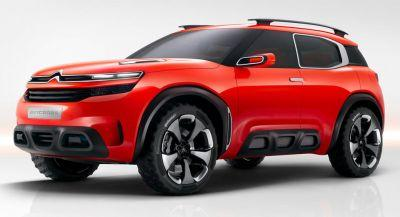 Is Citroen's Aircross SUV Hitting The Chinese Market This Year?