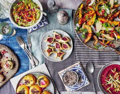 A feast from the East: mouthwatering Middle Eastern recipes from Bethany Kehdy