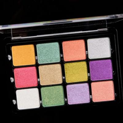 Viseart Coy Eyeshadow Palette Swatches