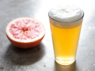 Fresh Grapefruit Radler
