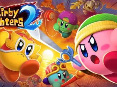Kirby Fighters 2 Is Out Now