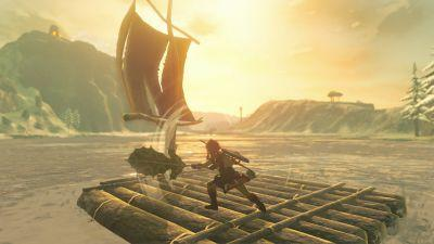 The Legend of Zelda: Breath of the Wild Confirmed Again for March - Rumour