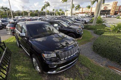 Government accuses Fiat Chrysler of cheating on diesel emissions