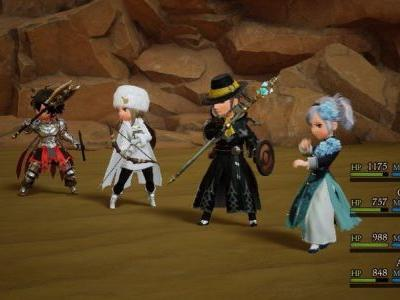 Use these tips and tricks to improve your party in Bravely Default 2