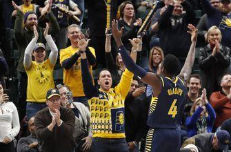 Pacers release 2018-19 schedule