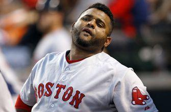 Panda-mania over: Red Sox release 3B Pablo Sandoval