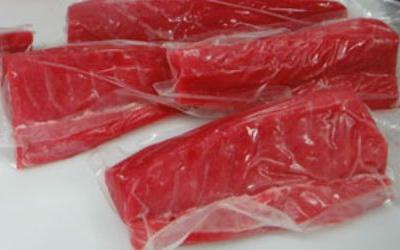 Tuna loins recalled in several states for risk of Salmonella