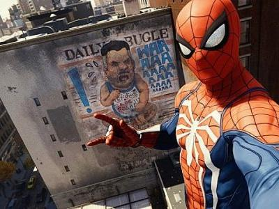 Twitter and Reddit's Most Spectacular Spider-Man Pics