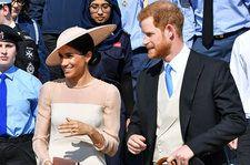 Prince Harry & Meghan Markle Attend Prince Charles' 70th Birthday Days After Royal Wedding