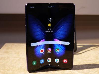 Samsung Galaxy Fold has apparently been fixed