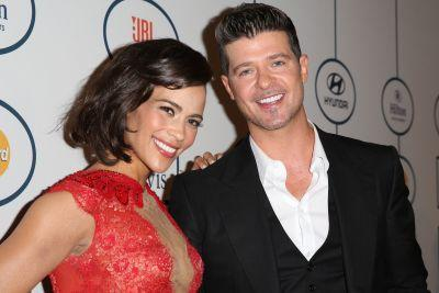 Robin Thicke Investigated For Alleged Child Abuse Amid Custody Battle With Paula Patton