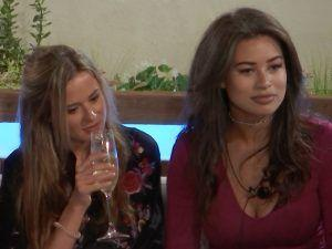 Love Island's Montana On Why She She Said Camilla Was 'Draining'