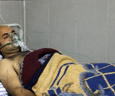 Doctors report suspected Turkish gas attack in Syria